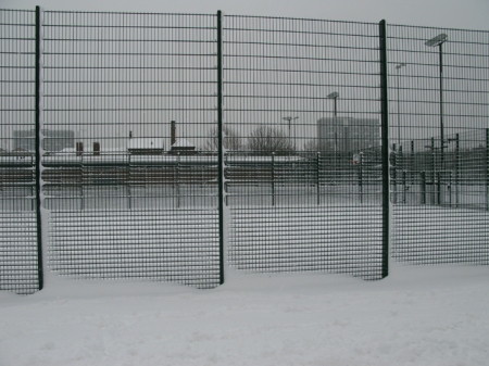 snowtennis